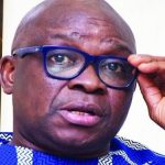 BREAKING: Gunshots as Fayose leaves Southwest PDP congress